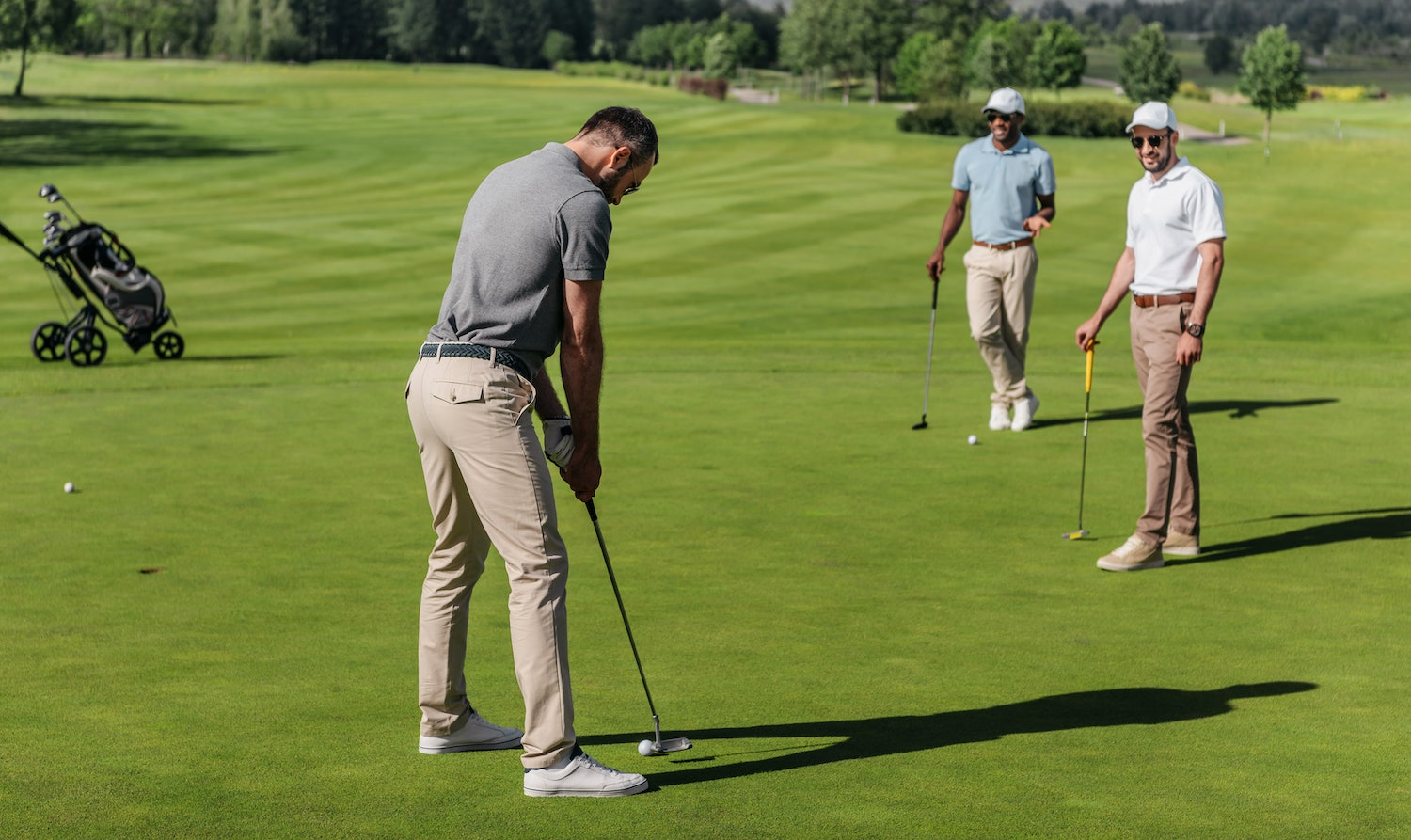 Five Fun Golf Games You Can Play with a Foursome | golf tee time reservation software