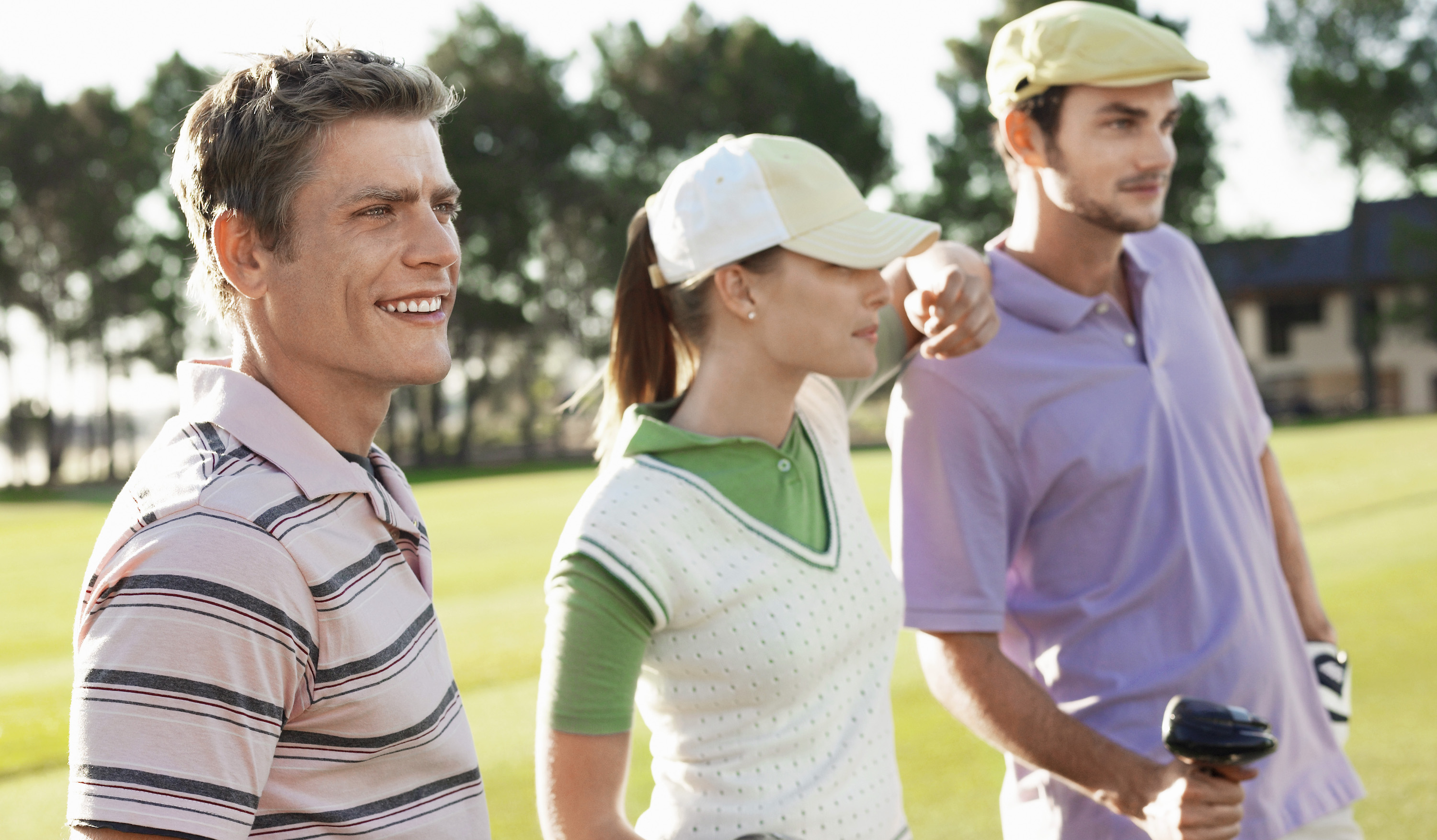 young golfers _ golf tee time reservation software