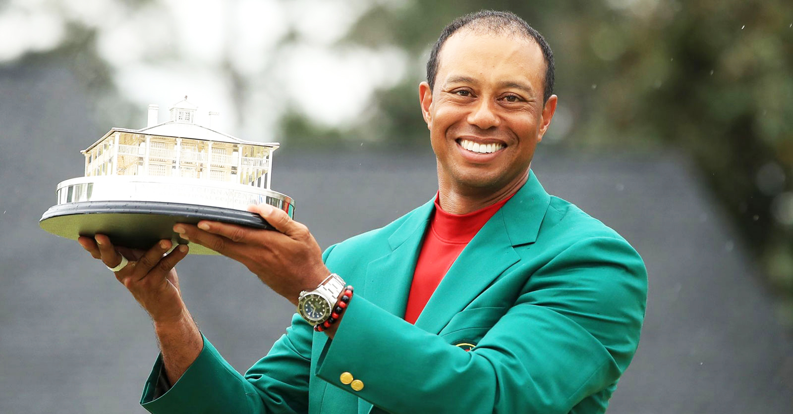 Tiger Woods gagne le Masters _ golf software