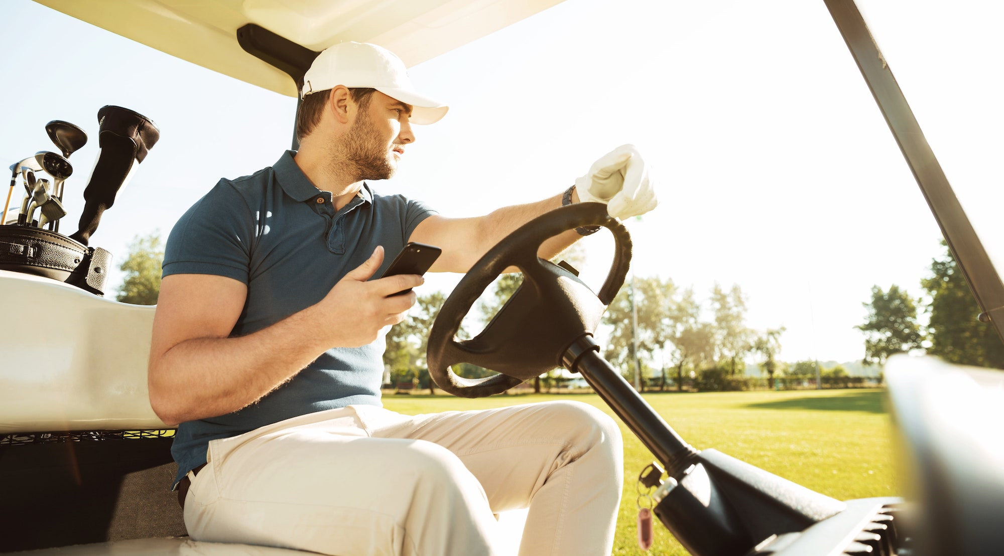 Cinq applications mobiles que tout golfeur devrait posséder | golf tee time reservation software